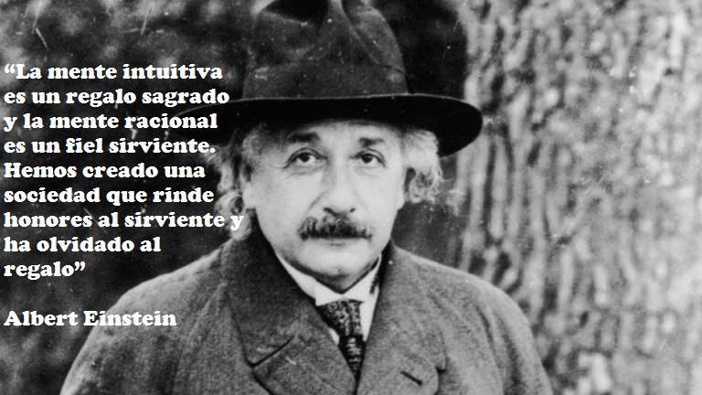 Serie de Citas Einstein