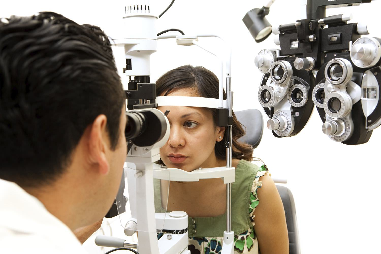 ojos salud