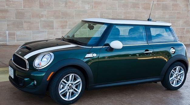 New Mini Cooper