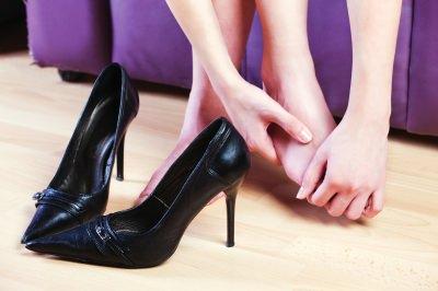 Calambres en los pies
