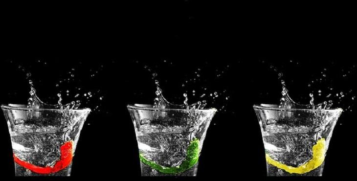 Agua con gas beneficios