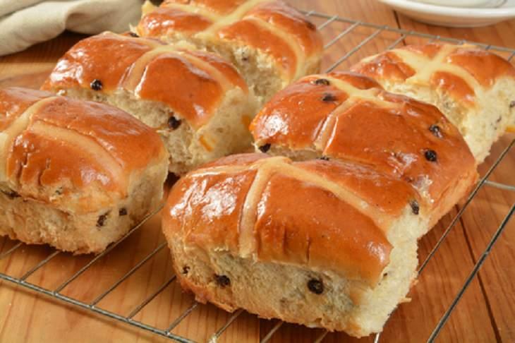 receta cross buns