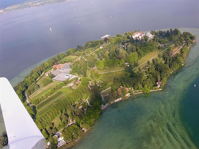 Isla Jardín