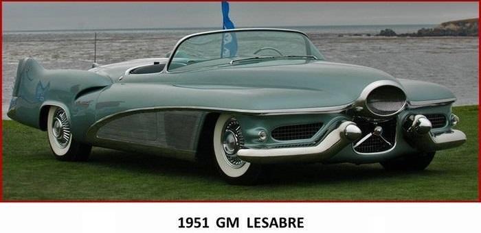 Autos de los 50