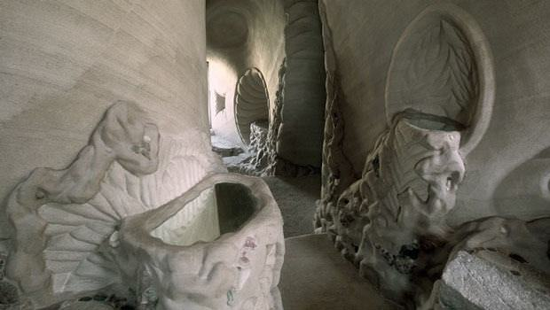 Cuevas Talladas