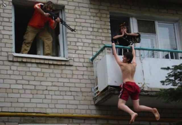 Situaciones bizarras en Rusia