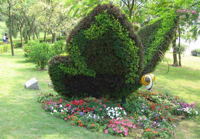 Imágenes de los virtuosos jardines chinos