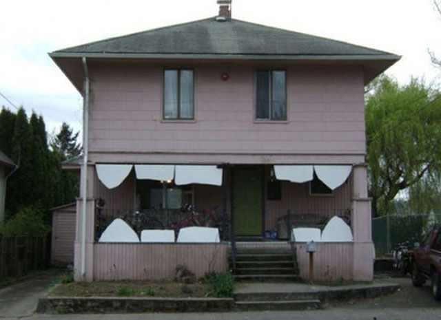 casas raras