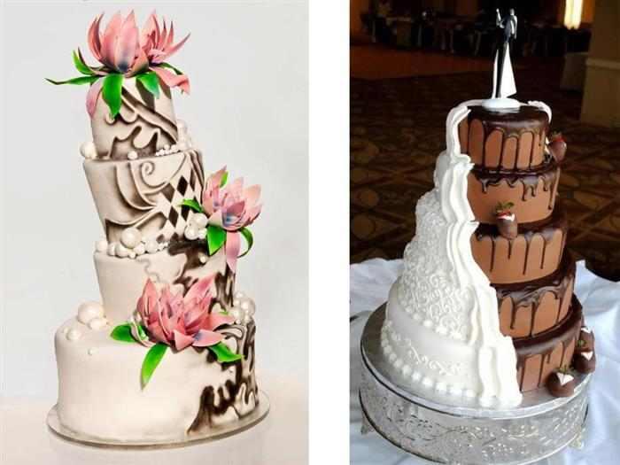 tortas increíbles