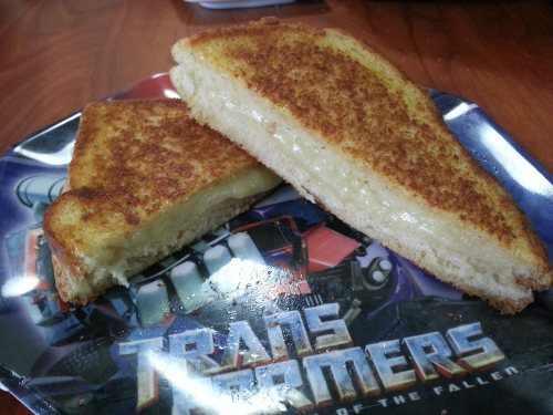 tostado de queso