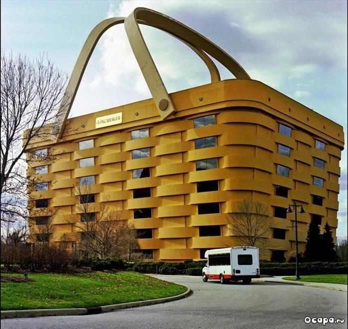 edificios raros