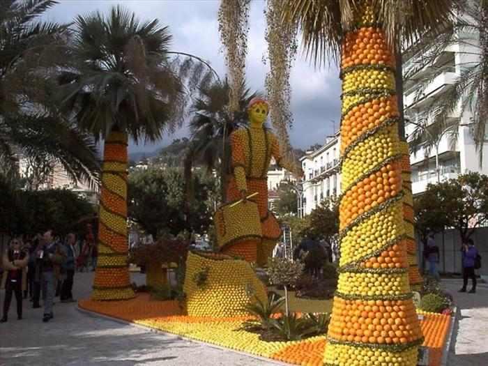 Festival de limones
