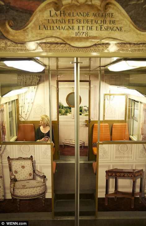 Tren Versalles