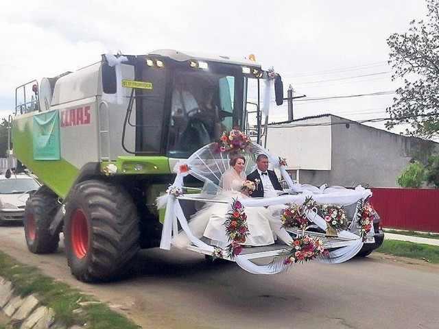 Autos de boda