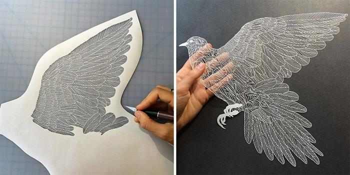 Arte en papel