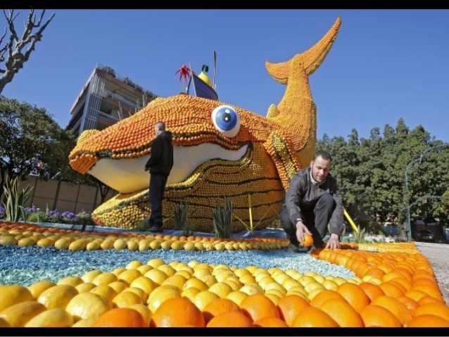 Festivan Naranjas