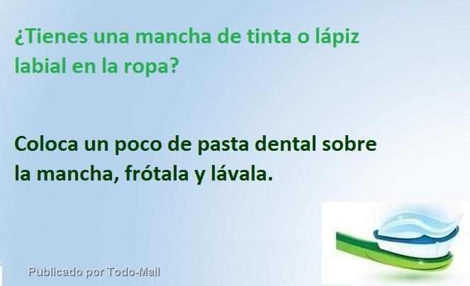 Pasta dental