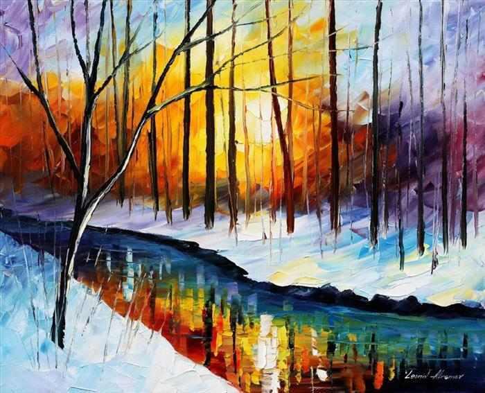 Pinturas al óleo