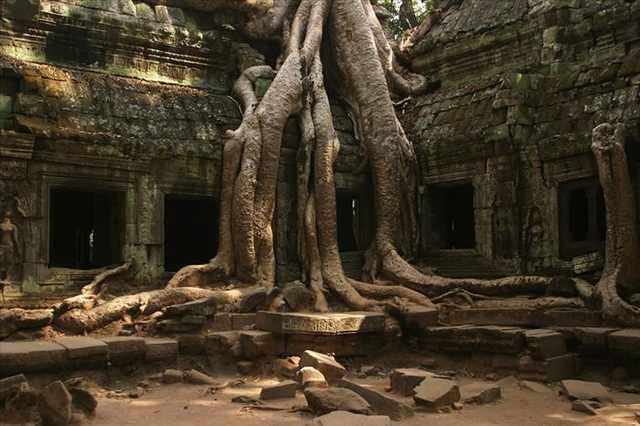Templos Angkor