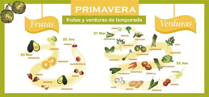 Infografías Vegetales