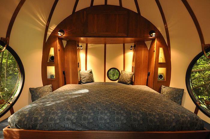 Hoteles exóticos