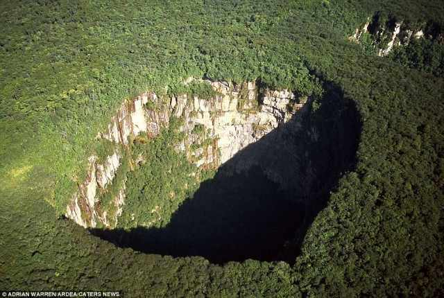 Formaciones Geológicas