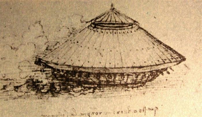 Inventos de Da Vinci