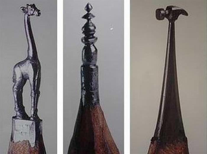 Obras de arte en lápiz