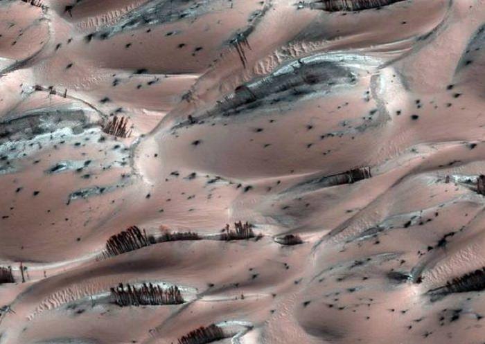 increibles fotos planeta marte