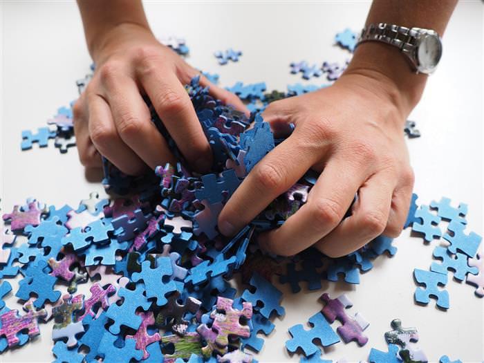 Chiste: La chica y el puzzle