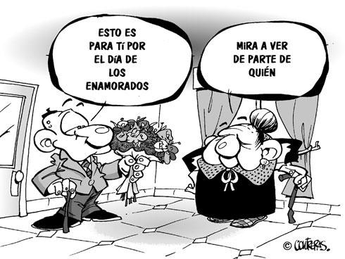 Chiste Del Día: Matrimonios y Parejas