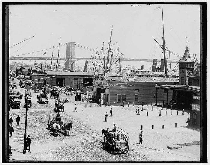 fotos nueva york 1900