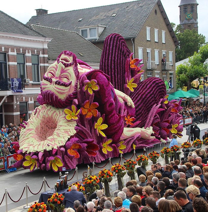 festival bloemencorse