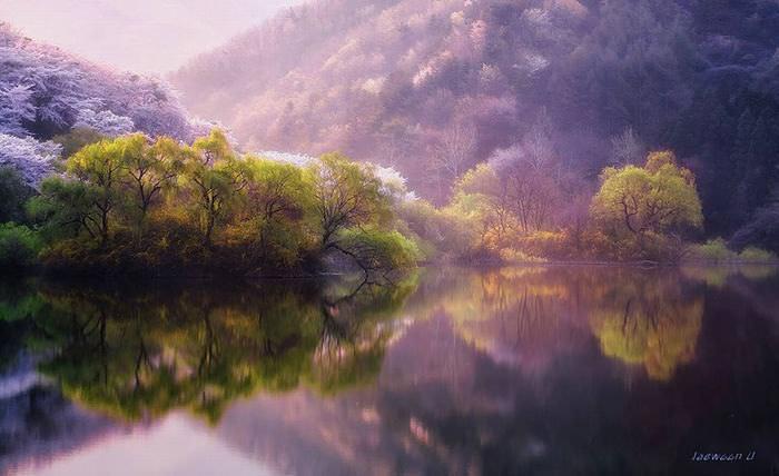Te Quedarás Sorprendido Con La Belleza De Corea Del Sur