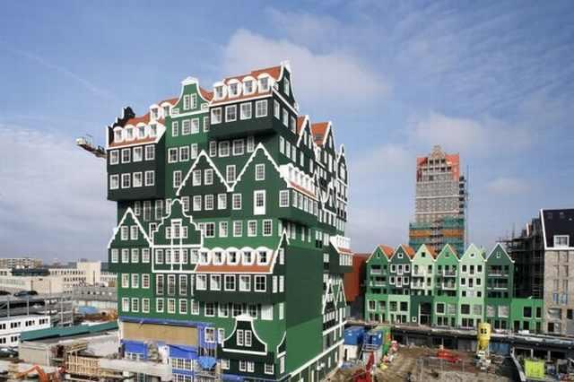 hoteles impresionates mundo