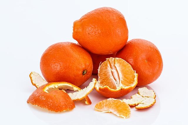 piel frutas y verduras