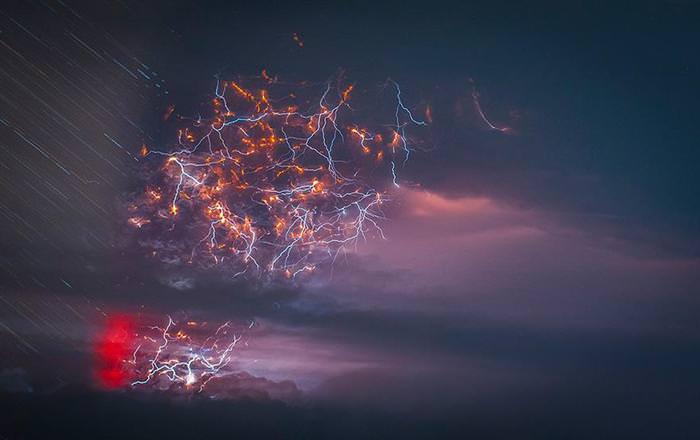 erupcion volcan