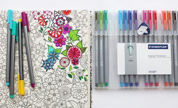 Colorear: Arte terapéutico para adultos