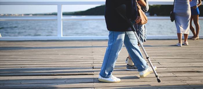 perder peso y caminar