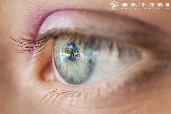 Este Fotógrafo Captura Imágenes A través De Los Ojos