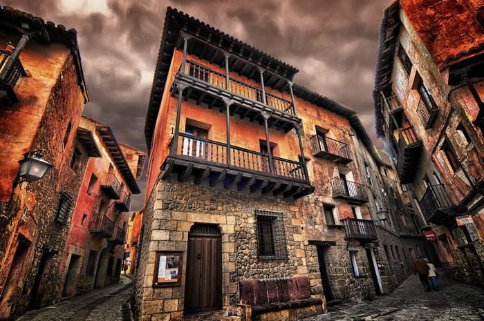 Pueblo De España