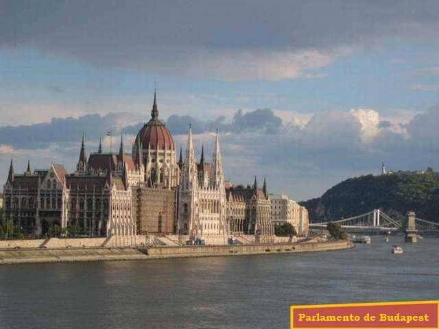 Ciudad De Budapest