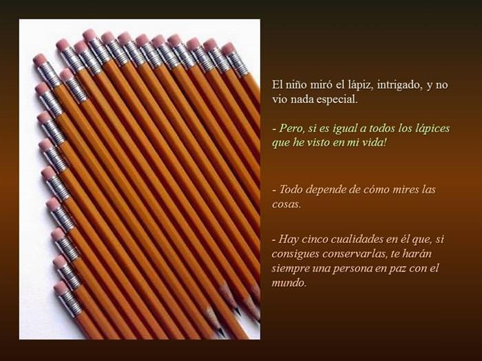 Historia del lápiz