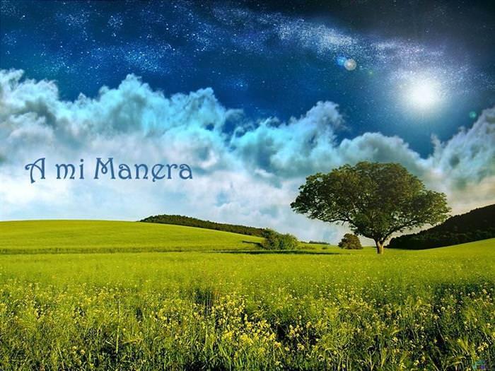 Mi Manera