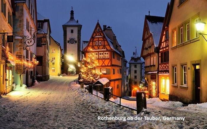 Ciudades Invernales