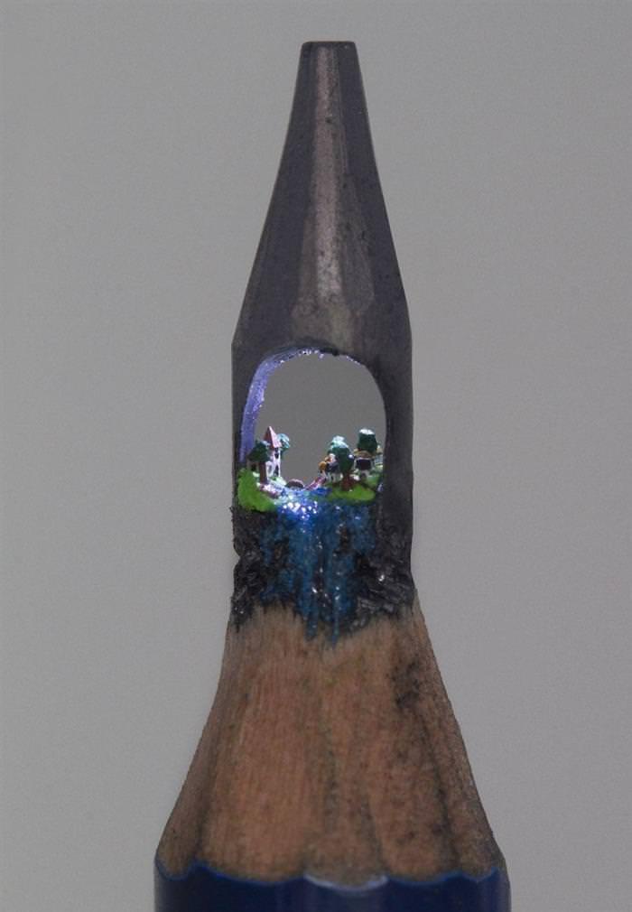 Arte en lápiz