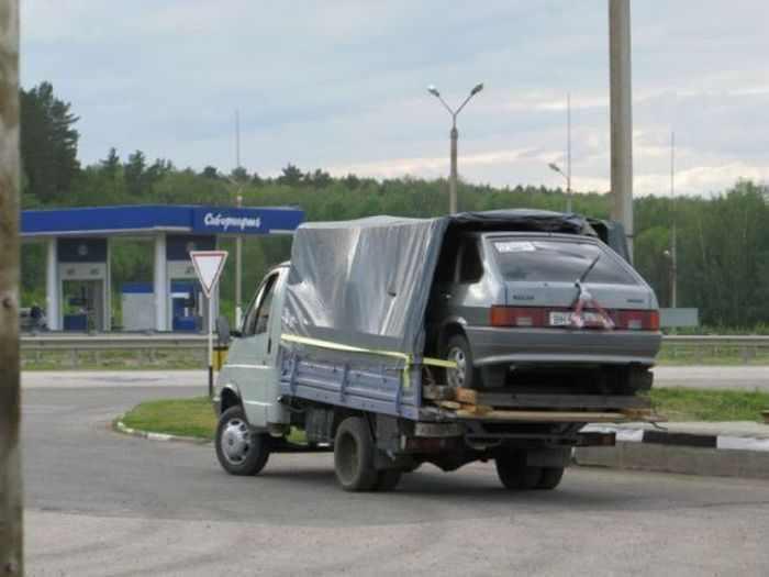 Solo en Rusia