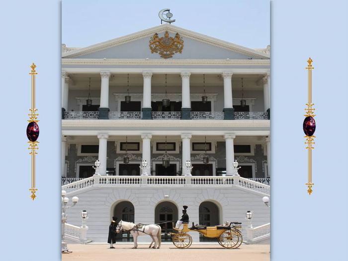 Palacio Taj Flaknuma