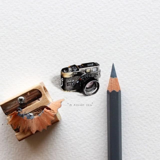 Dibujos miniatura