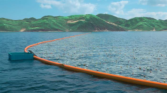 Limpieza del Océano